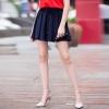 กางเกงขาสั้น ทรงA สีน้ำเงิน (3XL,4XL,5XL) E3161