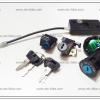 สวิทย์กุญแจ RC80, RC100 ชุดใหญ่