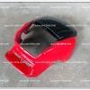 หน้ากาก NOVA-RS สีแดง/ดำ