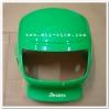 หน้ากาก LEO สีเขียวตอง