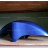 บังโคลนหน้า KR-R สีน้ำเงินบรอนซ์