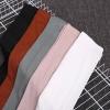 กางเกงเลกกิ้งสาวอวบขายาว5สี เอวยางยืด (XL,2XL,3XL,4XL) QK001