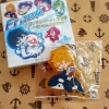 Free! Clear Rubber Strap -in vacation - Nagisa Hazuki