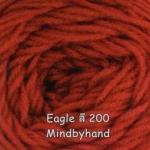 ไหมพรม Eagle กลุ่มใหญ่ สีพื้น รหัสสี 200