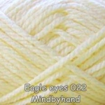 ไหมพรม Eagle eyes สี 022