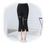 • กางเกง Cropped