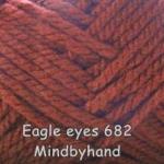 ไหมพรม Eagle eyes สี 682