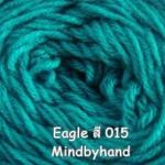 ไหมพรม Eagle กลุ่มใหญ่ สีพื้น รหัสสี 015