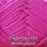 ไหมพรม Eagle eyes สี 162