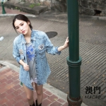 ♡♡pre-order♡♡ เสื้อยีนส์แฟชั่น น่ารักๆ