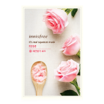 พร้อมส่ง INNISFREE IT'S REAL SQUEEZE MASK-ROSE 잇츠 리얼 스퀴즈 로즈 마스크 950 won