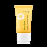 พร้อมส่ง innisfree PERFECT UV PROTECTION CREAM TRIPLE CARE 퍼펙트 유브이 프로텍션 크림 트리플케어 SPF50+ PA+++ 50mL 14,000won