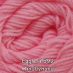 ไหมพรม Eagle กลุ่มใหญ่ สีพื้น รหัสสี 599