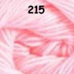 ไหมพรมดาหลา สีพื้น สี 215
