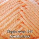 ไหมพรม Eagle eyes สี 210