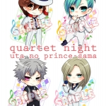 Uta no Prince-sama : QUARTET☆NIGHT
