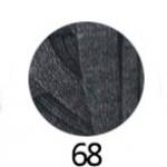 ไหมผ้ายืด (T-Shirt) เกรด A รหัสสี 68 สีเทาดำ