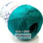 ด้ายถักซัมเมอร์ ซูเปอร์ ซอฟท์ No.20 รหัสสี 5320 สีฟ้า (น้ำทะเล)