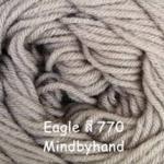 ไหมพรม Eagle กลุ่มใหญ่ สีพื้น รหัสสี 770