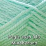 ไหมพรม Eagle eyes สี 310