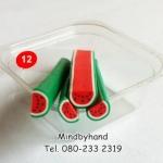 แท่งผลไม้ Polymer Clay Fruit ลาย 12