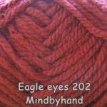 ไหมพรม Eagle eyes สี 202