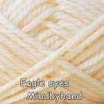 ไหมพรม Eagle eyes สี 124