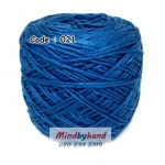 ไหมเบบี้ซิลค์ (ฺBaby Silk) รหัสสี 021 สีน้ำเงินนาวี