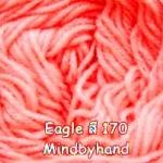 ไหมพรม Eagle กลุ่มใหญ่ สีพื้น รหัสสี 170