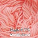 ไหมพรม Eagle 25 กรัม สีพื้น รหัสสี 170