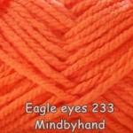 ไหมพรม Eagle eyes สี 233