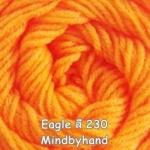 ไหมพรม Eagle กลุ่มใหญ่ สีพื้น รหัสสี 230