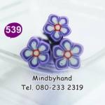 แท่ง Polymer Clay รูปดอกไม้ ลาย 539