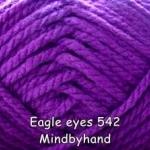 ไหมพรม Eagle eyes สี 542
