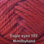 ไหมพรม Eagle eyes สี 192