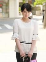 เสื้อชีฟอง คอกลม ไซส์ใหญ่ สีขาว สไตล์เกาหลี แต่งพู่ตรงชายเสื้อ สวยแปลกตาไม่เหมือนใคร (L,XL,2XL,3XL,4XL,5XL)