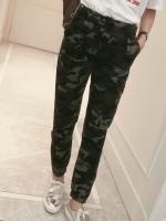 กางเกงขายาวลายพราง ลายทหาร (L,XL,2XL,3XL,4XL)