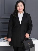 เสื้อสูทไซส์ใหญ่ สำหรับมืออาชีพ มีสีดำ/สีกรมท่า (3XL,4XL,5XL,6XL,7XL,8XL,9XL) TX-106