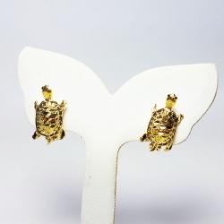 ต่างหูเต่าทองนำโชค เสริมดวง