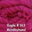 ไหมพรม Eagle กลุ่มใหญ่ สีพื้น รหัสสี 163 thumbnail 1