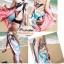 ผ้าคลุมชายหาด : สีผสมโทนอ่อนสลับเข้ม AB0016 thumbnail 4