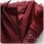 ++พร้อมส่ง++ ชุดราตรีซาตินยาวไซส์ใหญ่ สีไวน์แดง(เบอร์กันดี) (XL,2XL) thumbnail 4