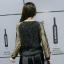 เสื้อทีเชิ้ตสีดำไซส์ใหญ่ คอกลม แขนยาว(ผ้าฉลุลายขนนกยูงขลิบทอง) (XL,2XL,3XL,4XL) thumbnail 3