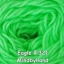 ไหมพรม Eagle กลุ่มใหญ่ สีพื้น รหัสสี 321 thumbnail 1