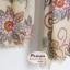ผ้าพันคอแฟชั่นลายวินเทจ Vintage : สีน้ำตาล CK0153 thumbnail 9