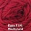 ไหมพรม Eagle กลุ่มใหญ่ สีพื้น รหัสสี 192 thumbnail 1
