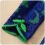 ชุดกี่เพ้าสีเขียวสั้นไซส์ใหญ่ ผ้าลูกไม้ซ้อนสวยเหมือนใส่สองตัว แขนยาว (XL,2XL,3XL) thumbnail 3