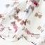 ผ้าพันคอแฟชั่นลายทอฟฟี Toffee : สีขาว CK0237 thumbnail 6