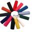 ผ้าพันคอแฟชั่นเกาหลีสีพื้น ZARA BLACK : สีดำ CK0142 thumbnail 6