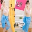 ผ้าคลุมชายหาด Hot Basic : สีฟ้า AB0005 thumbnail 1